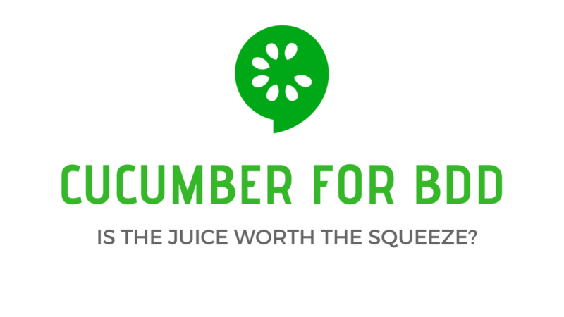 CUCMBER-FOR-BDD